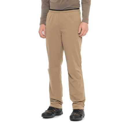 Mountain Hardwear Right Bank Lined Pants (For Men) in Sandstorm - Closeouts