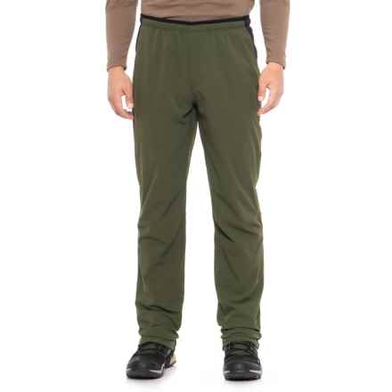 Mountain Hardwear Right Bank Lined Pants (For Men) in Surplus Green - Closeouts