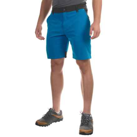 Mountain Hardwear Right Bank Shorts - UPF 50 (For Men) in Dark Compass - Closeouts