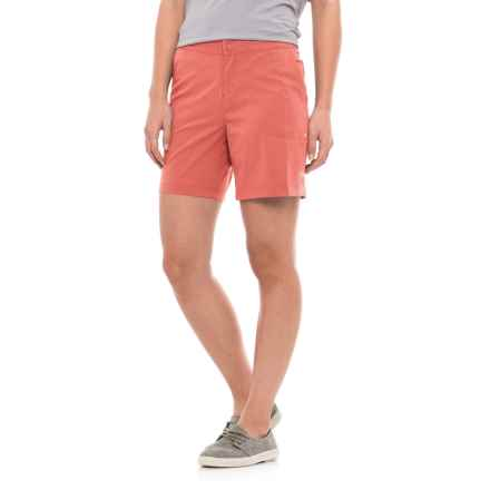 Mountain Hardwear Right Bank Shorts - UPF 50 (For Women) in Crab Legs - Closeouts
