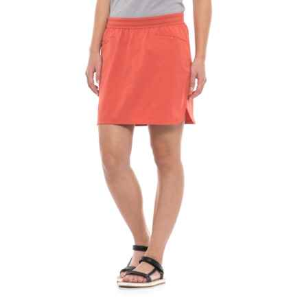 Mountain Hardwear Right Bank Skirt - UPF 50 (For Women) in Crab Legs - Closeouts