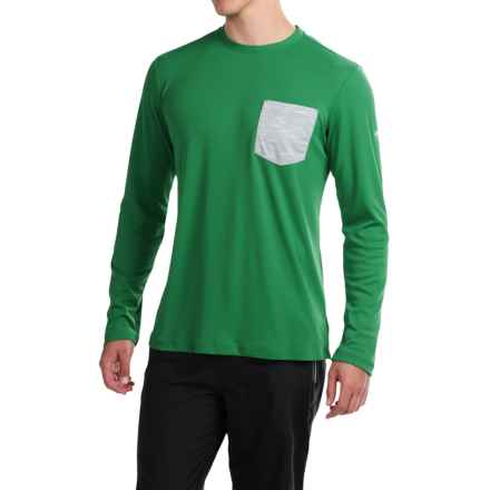 Mountain Hardwear River Gorge Shirt - UPF 50+, Long Sleeve (For Men) in Serpent Green - Closeouts
