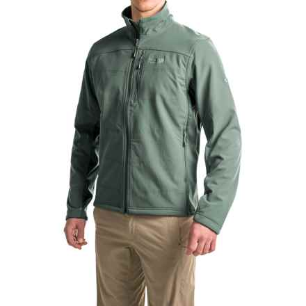 Mountain Hardwear Ruffner Hybrid Jacket - Full Zip (For Men) in Thunderhead Grey - Closeouts