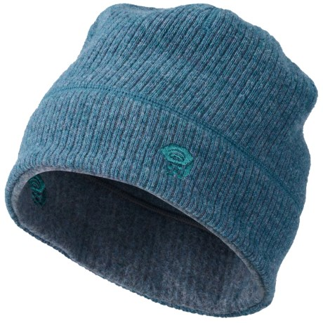 Mountain Hardwear Sarafin Dome Beanie Hat - Reversible (For Women) in Wink