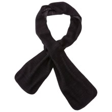 Mountain Hardwear Sarafin Scarf (For Women) in Black - Closeouts