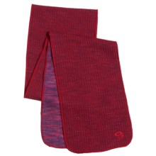 Mountain Hardwear Sarafin Scarf (For Women) in Thunderbird Red - Closeouts