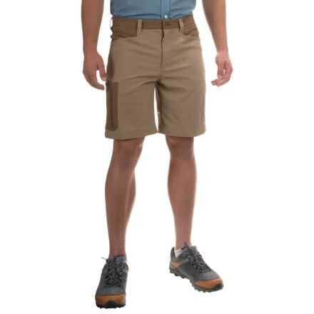 Mountain Hardwear Sawhorse Shorts - UPF 50 (For Men) in Khaki - Closeouts