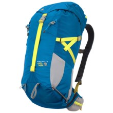 Mountain Hardwear Scrambler TRL 30 Backpack in Blue Horizon - Closeouts