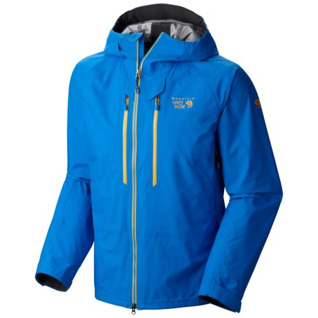 Mountain Hardwear Seraction Dry.Q(R) Elite Jacket Waterproof (For Men)
