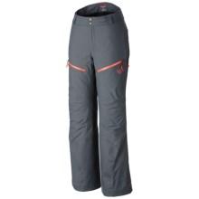Mountain Hardwear Seraction Dry.Q Elite Pants - Insulated (For Women) in Graphite - Closeouts