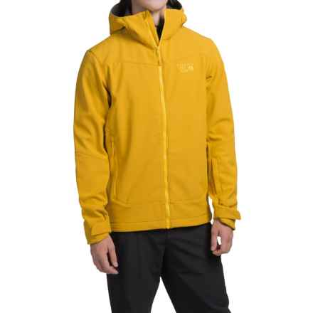 Mountain Hardwear Sharp Chuter Jacket (For Men) in Inca Gold - Closeouts