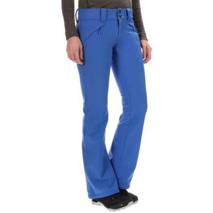 Mountain Hardwear Sharp Chuter Pants (For Women) in Bright Bluet - Closeouts