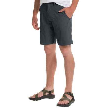 Mountain Hardwear Shilling Shorts - UPF 50 (For Men) in Black - Closeouts