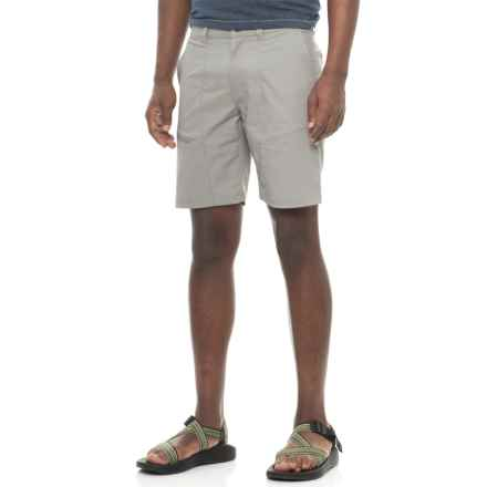 Mountain Hardwear Shilling Shorts - UPF 50 (For Men) in Manta Grey - Closeouts