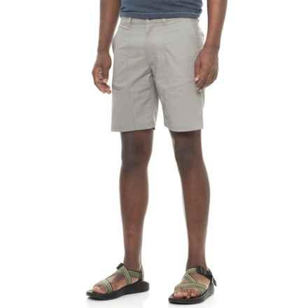 Mountain Hardwear Shilling Shorts - UPF 50 (For Men) in Manta Grey - Closeouts