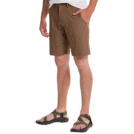 Mountain Hardwear Shilling Shorts - UPF 50 (For Men) in Saddle - Closeouts