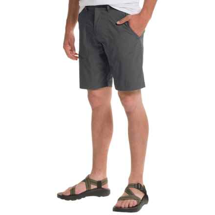 Mountain Hardwear Shilling Shorts - UPF 50 (For Men) in Shark - Closeouts