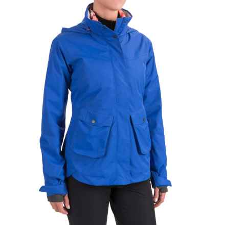 Mountain Hardwear Snowburst Trifecta Jacket - 3-in-1, Waterproof, Insulated (For Women) in Bright Island Blue - Closeouts