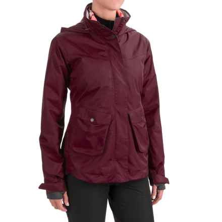 Mountain Hardwear Snowburst Trifecta Jacket - 3-in-1, Waterproof, Insulated (For Women) in Marionberry - Closeouts