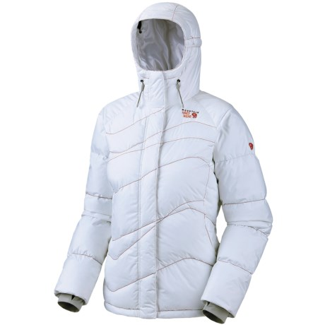 Mountain Hardwear Snowdeo Down Jacket - 650 Fill Power (For Women) in Casper