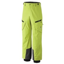 Mountain Hardwear Snowpocalypse Dry.Q® Elite Snow Pants - Waterproof (For Men) in Voltage - Closeouts