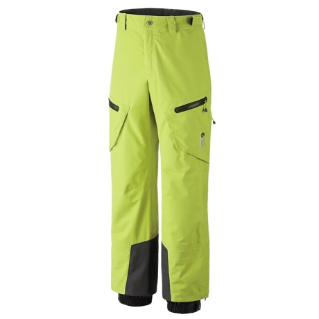 Mountain Hardwear Snowpocalypse Dry.Q® Elite Snow Pants - Waterproof (For Men) in Voltage