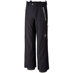 Mountain Hardwear Snowtastic Dry.Q Elite Soft Shell Pants - Waterproof (For Men) in Sea Level
