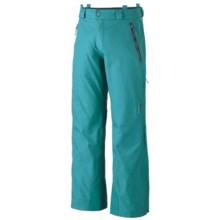 Mountain Hardwear Snowtastic Dry.Q Elite Soft Shell Pants - Waterproof (For Men) in Sea Level - Closeouts