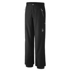 Mountain Hardwear Snowtastic Dry.Q Elite Soft Shell Pants - Waterproof (For Women) in Zing