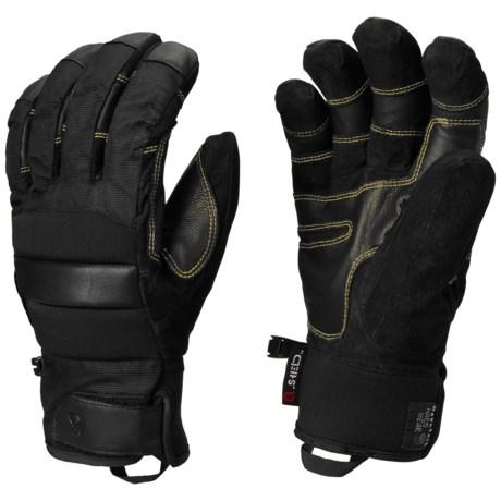photo: Mountain Hardwear Snowtastic Glove insulated glove/mitten