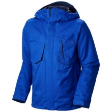 Mountain Hardwear Snowzilla Dry.Q® Core Jacket - Waterproof (For Men) in Azul - Closeouts