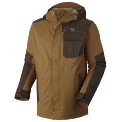 Mountain Hardwear Snowzilla Dry.Q Core Jacket - Waterproof (For Men) in Sea Level