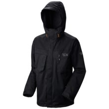 Mountain Hardwear Snowzilla II Dry.Q®  Core Jacket (For Men) in Black - Closeouts