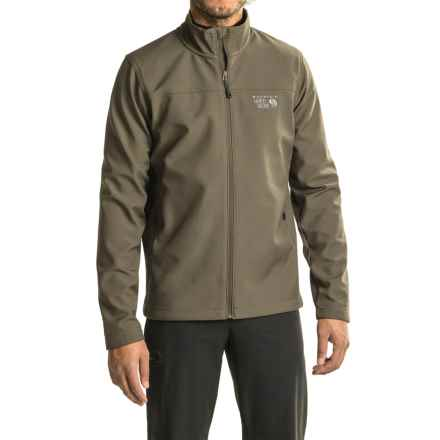Mountain Hardwear Solamere Jacket (For Men) in Tundra - Closeouts