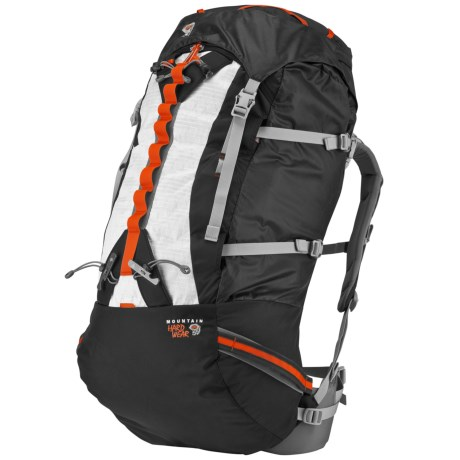 Mountain Hardwear South Col 70 Backpack - Internal Frame in Black