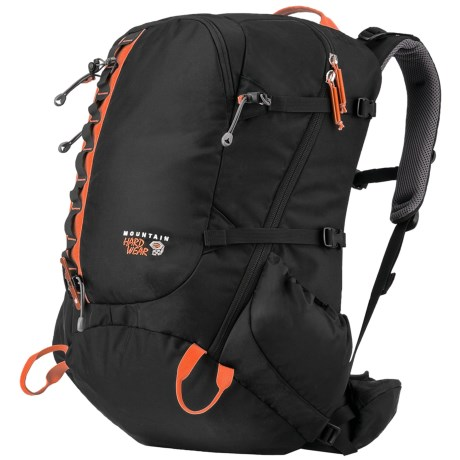 Mountain Hardwear Splitter 38 Climbing Backpack in Black