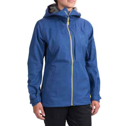 Mountain Hardwear Straight Chuter Ski Jacket - Waterproof (For Women) in Dynasty - Closeouts