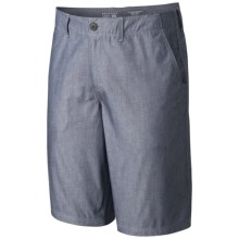 Mountain Hardwear Strayer Shorts - UPF 50 (For Men) in Mountain - Closeouts