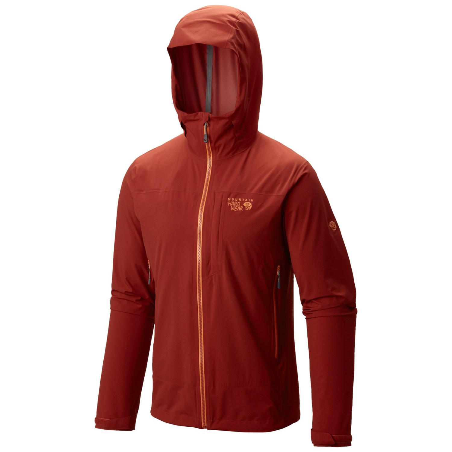 Mountain Hardwear Stretch Ozonic Dry.Q® Active Jacket - Waterproof (For Men) 88b094f3ec58