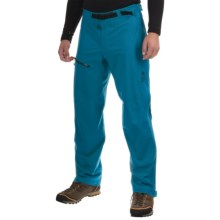Mountain Hardwear Stretch Ozonic Dry.Q® Active Pants - Waterproof (For Men) in Dark Compass - Closeouts