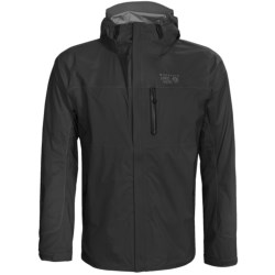 Mountain Hardwear Stretch Typhoon Dry.Q Core Jacket - Waterproof (For Men) in Black