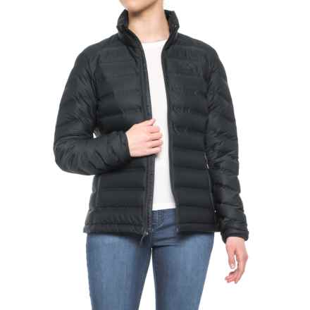 Mountain Hardwear StretchDown™ Down Jacket - 750 Fill Power (For Women) in Black - Closeouts