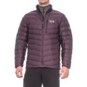 Mountain Hardwear StretchDown Q.Shield(R) Jacket - 750 Fill Power (For Men): Save 52% Off - Mountain Hardwear StretchDown Q.Shield(R) Jacket - 750 Fill Power (For Men)