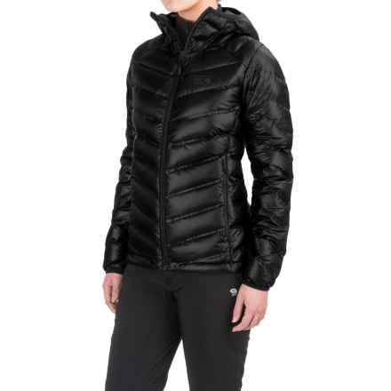 Mountain Hardwear Stretchdown RS Down Jacket - 750 Fill Power (For Women) in Black - Closeouts