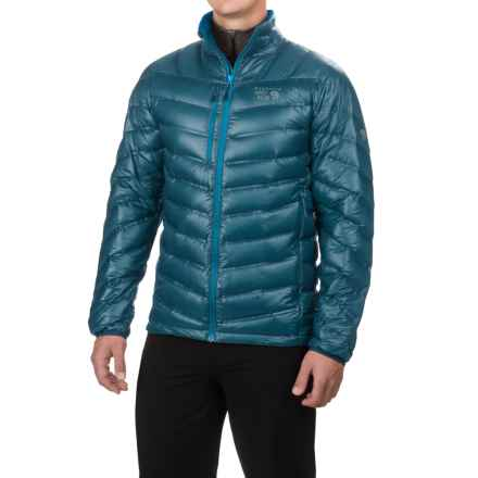 Mountain Hardwear Stretchdown RS Jacket - 750 Fill Power (For Men) in Phoenix Blue - Closeouts