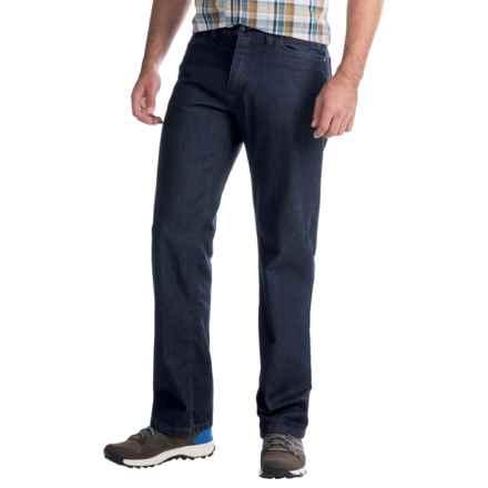 Mountain Hardwear Stretchstone Jeans - UPF 50 (For Men) in Dark Wash - Closeouts