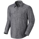 Mountain Hardwear Strickland Shirt - Long Sleeve (For Men)