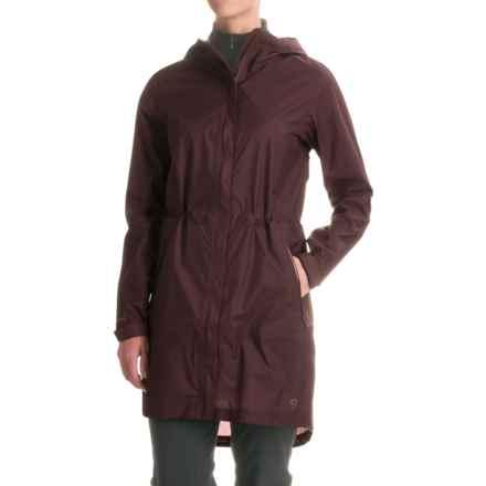 Mountain Hardwear StudioGrand Stow Away Parka - Waterproof (For Women) in Deep Berry - Closeouts