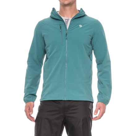 Mountain Hardwear Super Chockstone Jacket - UPF 50 (For Men) in Cloudburst - Closeouts