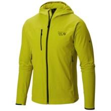 Mountain Hardwear Super Chockstone Jacket - UPF 50 (For Men) in Ginkgo - Closeouts
